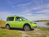 VW Caddy Country 2013 Sommer 36120