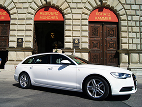 Audi A6 2013 Sommer 177