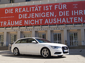 Audi A6 2013 Sommer 187