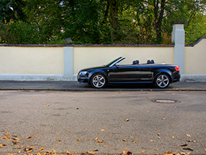 Audi RS4 Cabrio 1999 Sommer