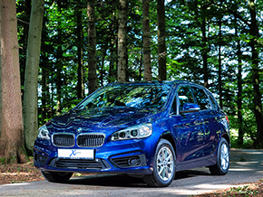 BMW 218i Active Tourer 2015 Sommer 019