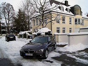 BMW 325 Touring 2014 Winter 9320