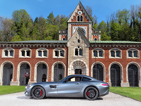 Mercedes Benz AMG GT S 2015 Spring 486