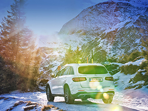 Mercedes Benz GLC 2015 Winter 309