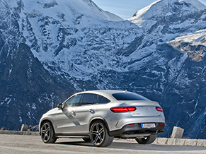 Mercedes Benz GLE 2015 Winter 2971