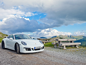 Porsche 991 GTS Coupe 2015 Sommer 395