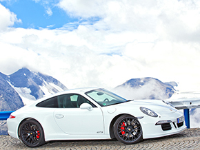 Porsche 991 GTS Coupe 2015 Winter 201