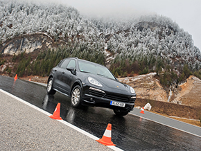 Porsche Cayenne 2013 Winter X0770