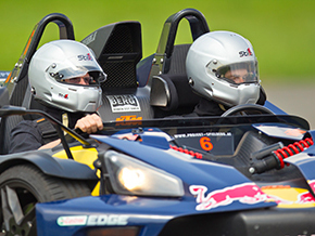 Red Bull Ring 2013 KTM X Bows 3