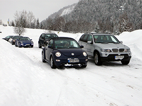 Saalfelden Snow And Fun 2009