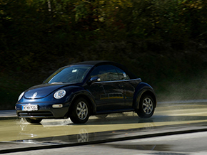 VW Beetle Cabrio Sommer 2006 07660