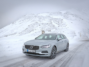 Volvo V90 2016 157 Winter