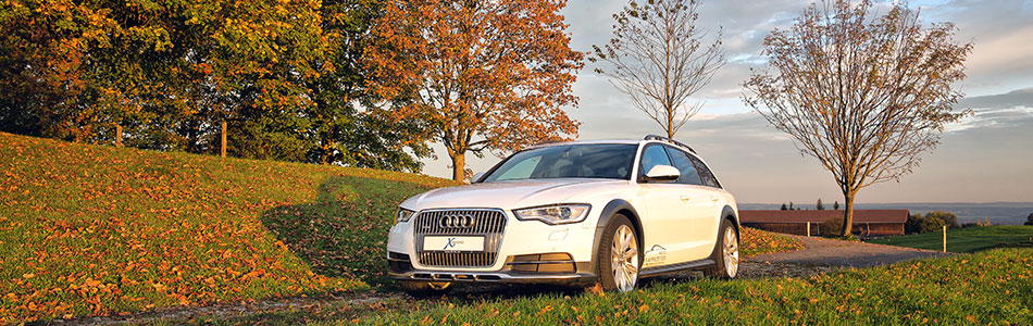 Audi A6 Allroad 2014 Herbst 3740