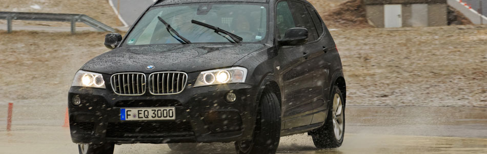 BMW X3 2013 Winter X0107
