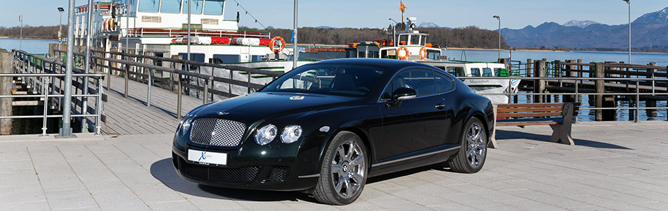 Bentley Continental GT Coupe 2008 Spring 320