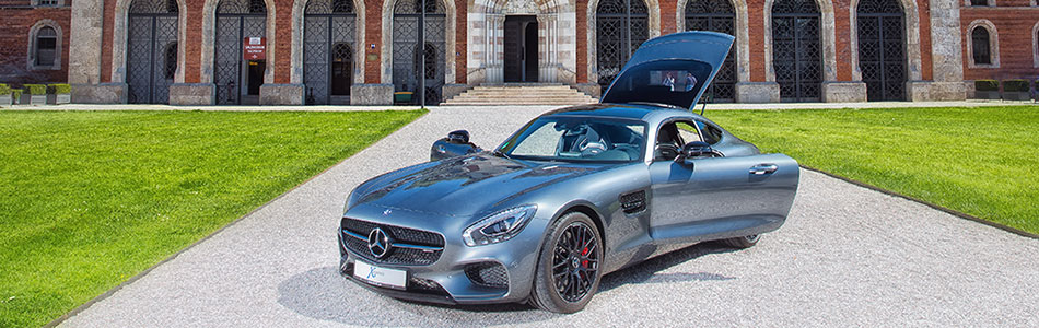 Mercedes Benz AMG GT S 2015 Spring 438