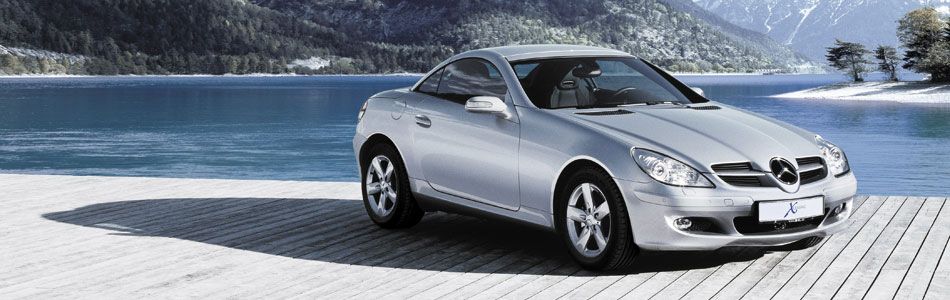 Mercedes Benz SLK 200 2004 X Edition