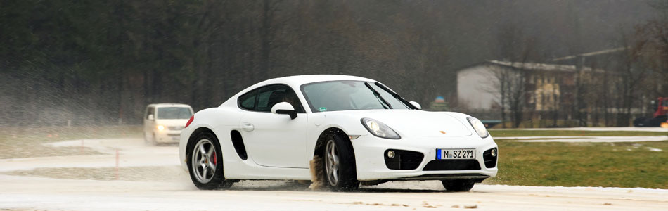 Porsche Cayman 2013 Winter_X0539