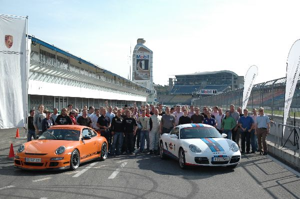 2007 hockenheim trackday