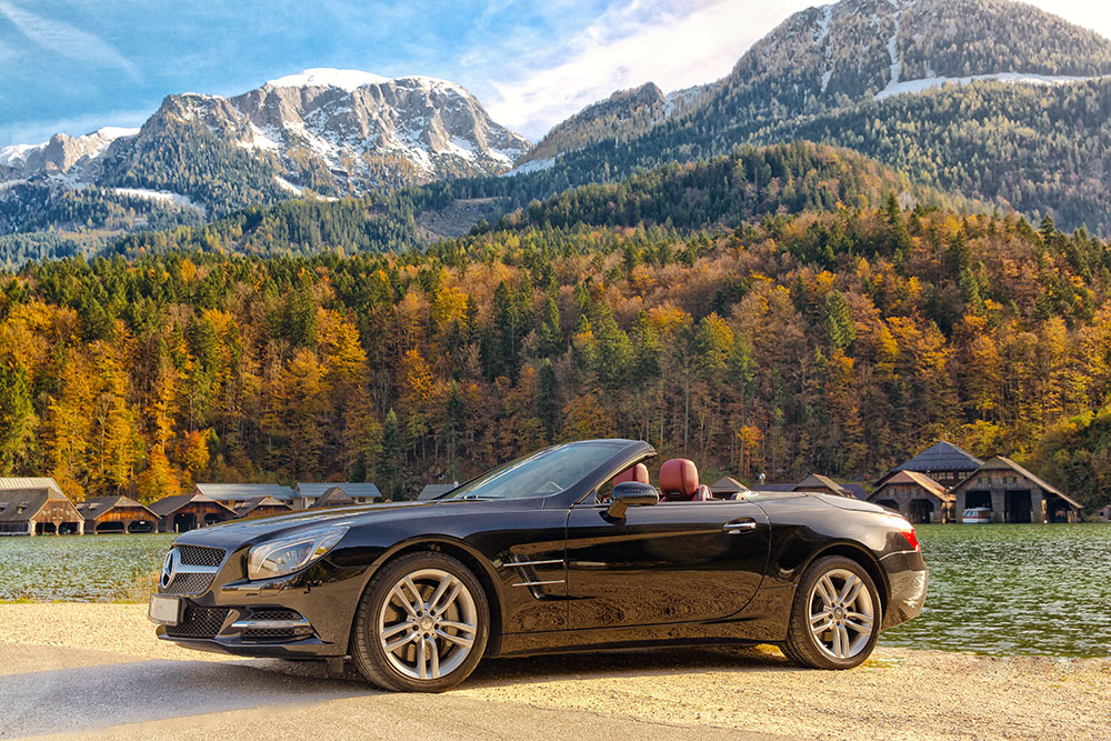 2014 Mercedes Benz SL500