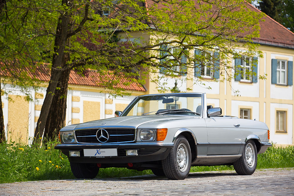 2015 mercedes benz 500 sl 1983