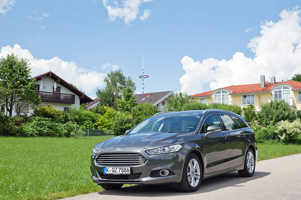 2016 ford mondeo turnier
