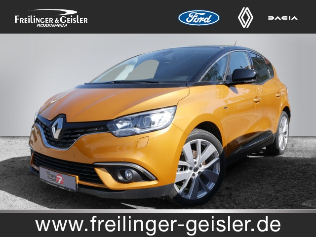 Renault Scenic BLUE dCi 150 Deluxe-Paket LIMITED