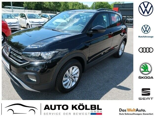 VW T-Cross 1,0 TSI