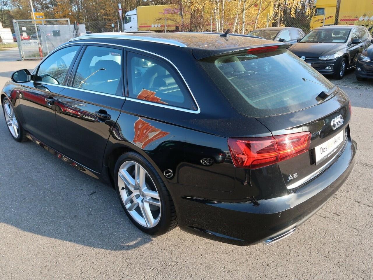 Audi A6 AVANT 3,0 TDI Q. S TRONIC