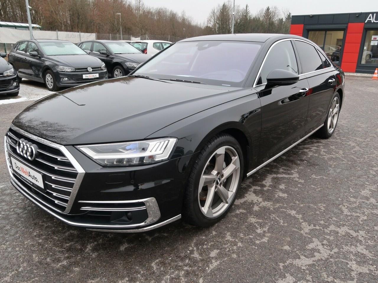 Audi A8 50 TDI Q.