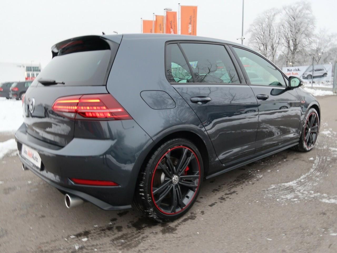 VW GOLF GTI TSI