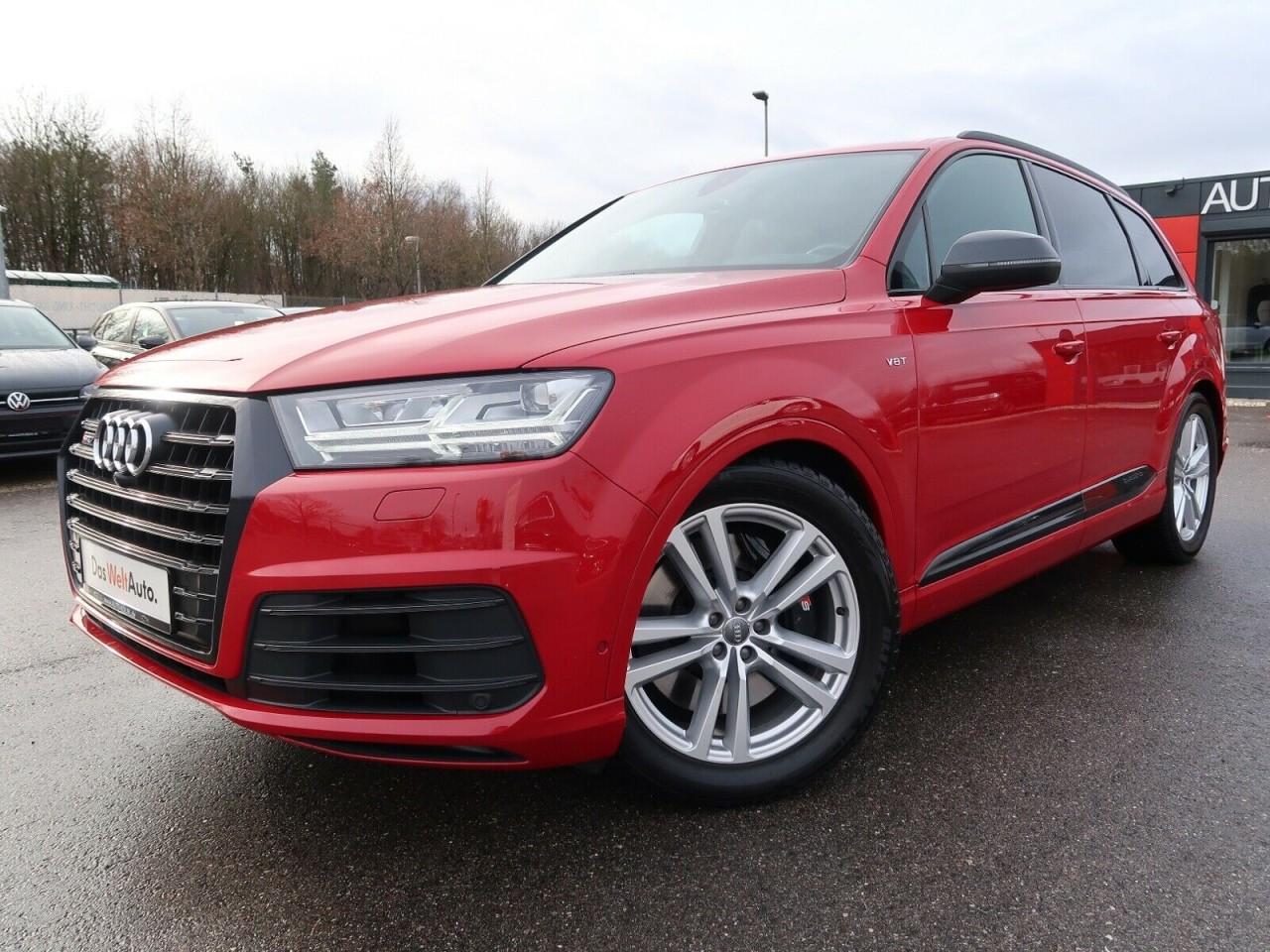 Audi SQ7 4,0 TDI Q