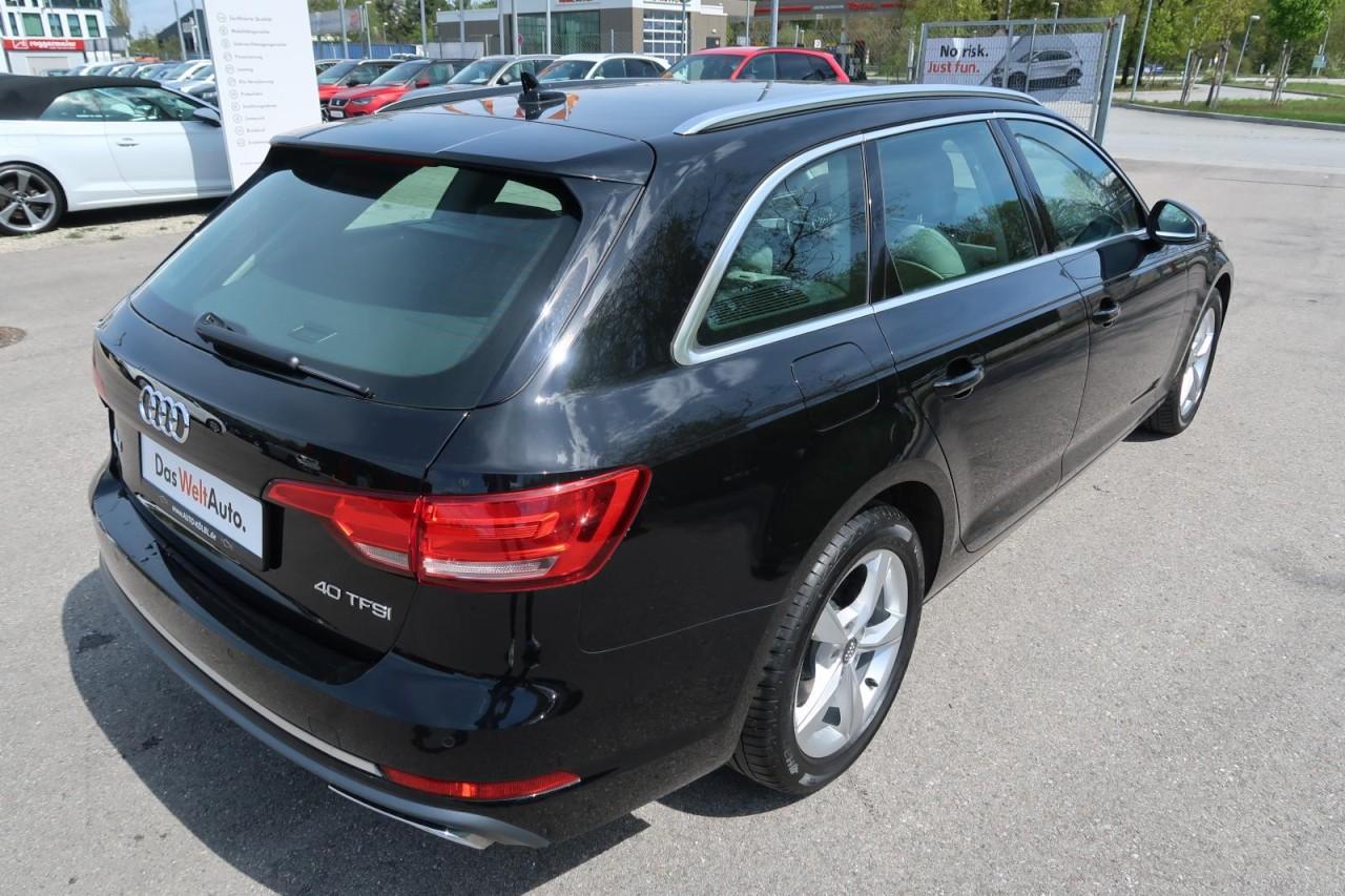 Audi A4 AVANT 40 TFSI SPORT STRONICXENNAV