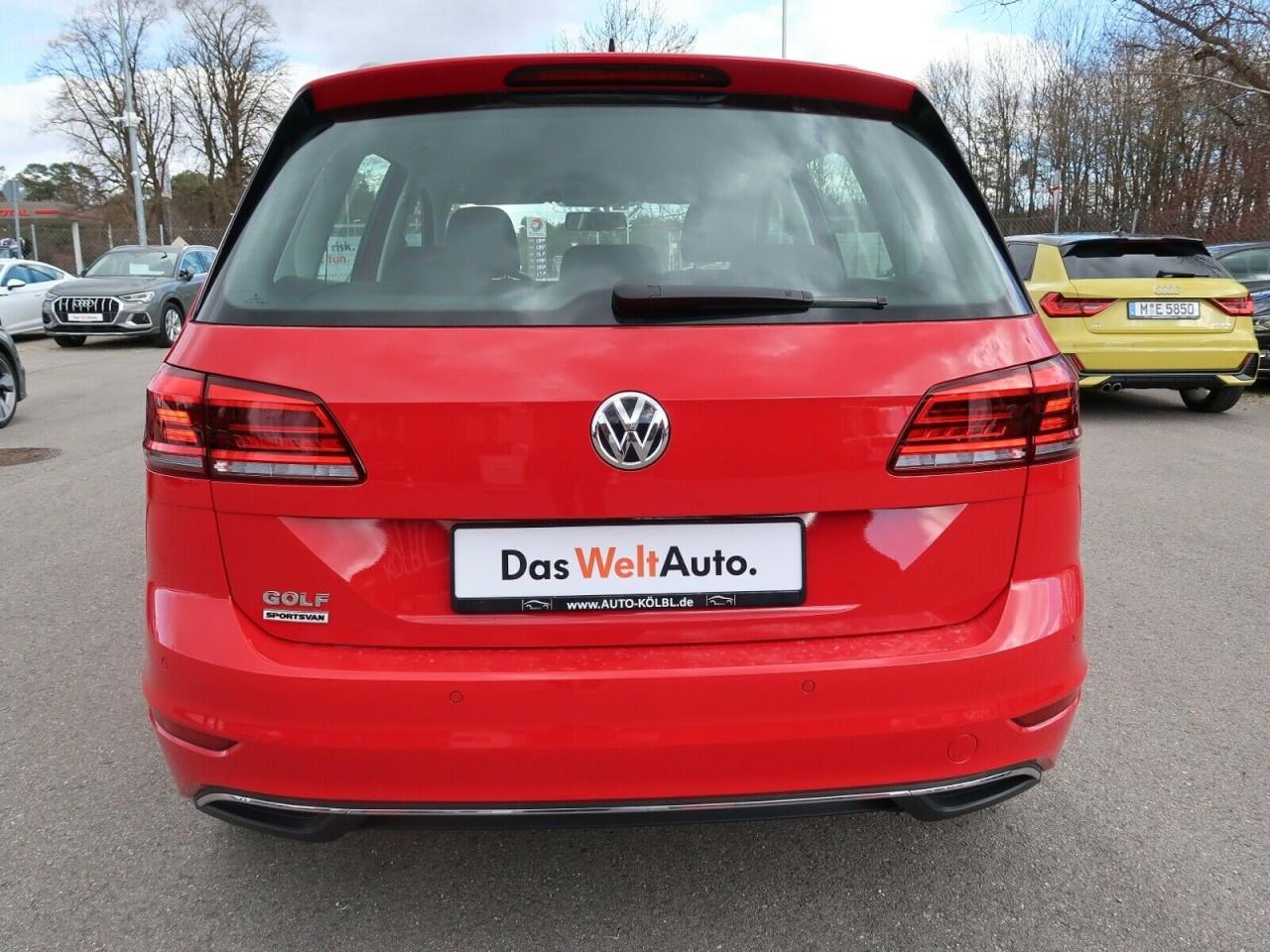 VW GOLF SPORTSVAN 1,0 TSI COMKLIMACSITZH