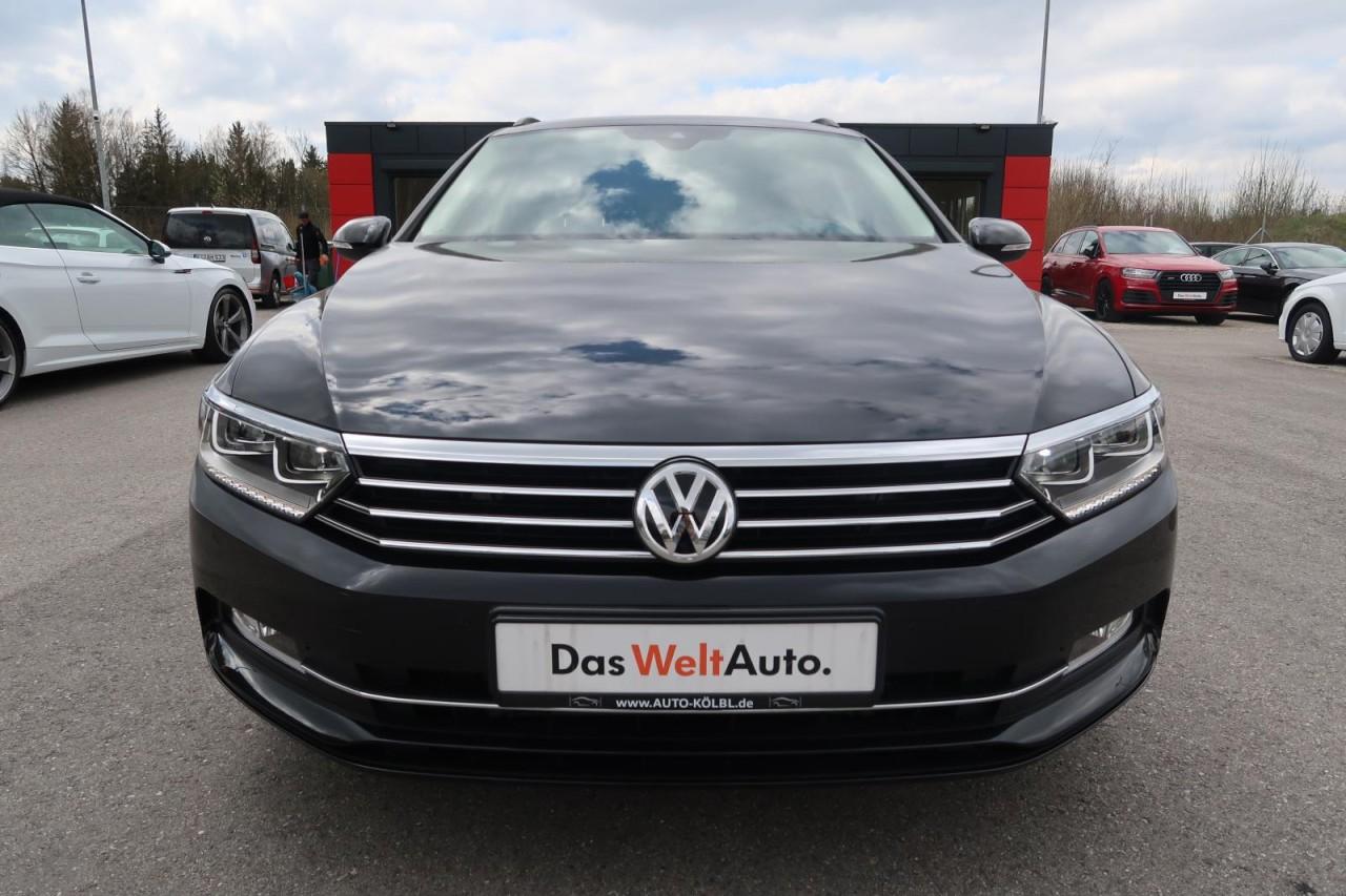 VW PASSAT VARIANT COM 2,0 TDI