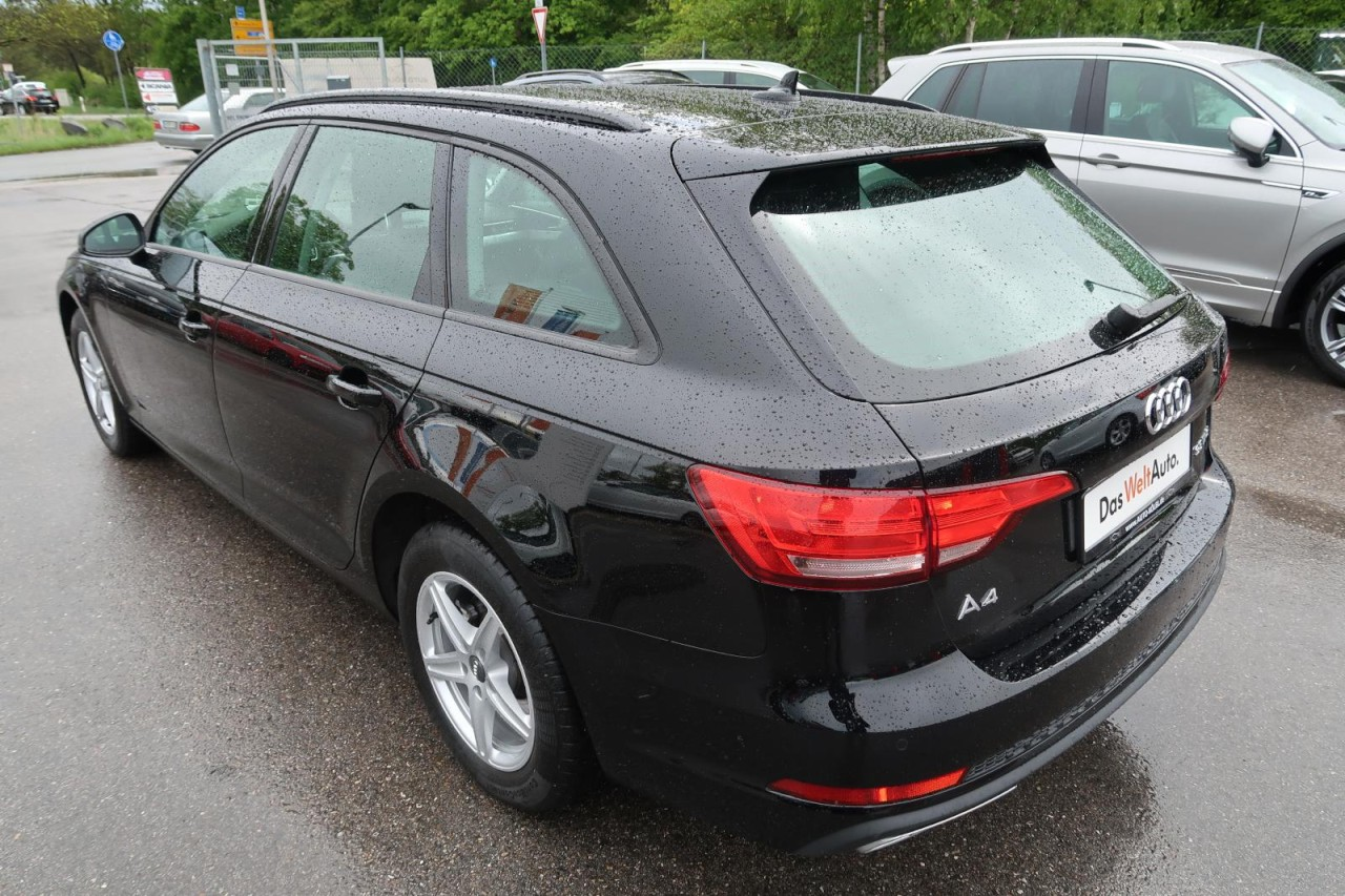 Audi A4 AVANT 35 TFSIXENONNAVICONNECT