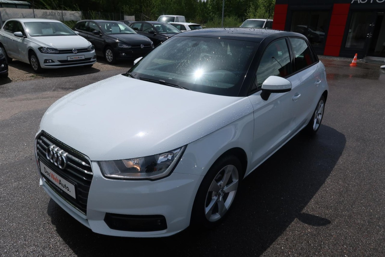 Audi A1 SPORTBACK 1,0 TFSI SPORTNAVI