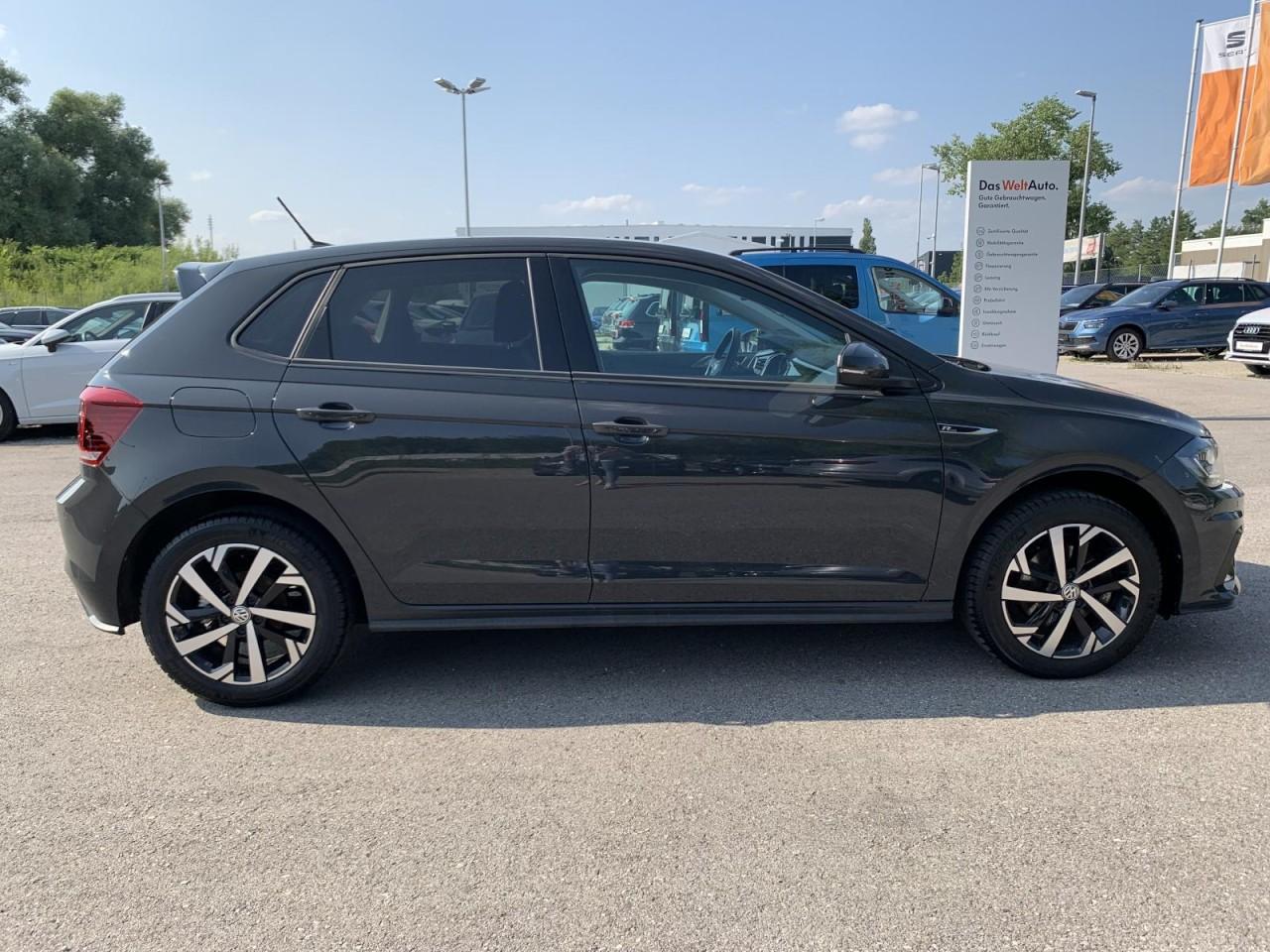 VW POLO 1,0 TSI