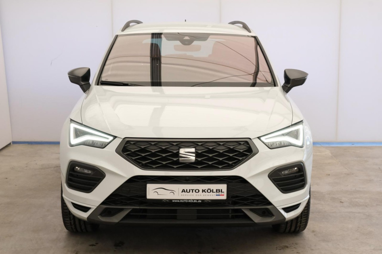 Seat Ateca FR 1.5 TSI 110kW