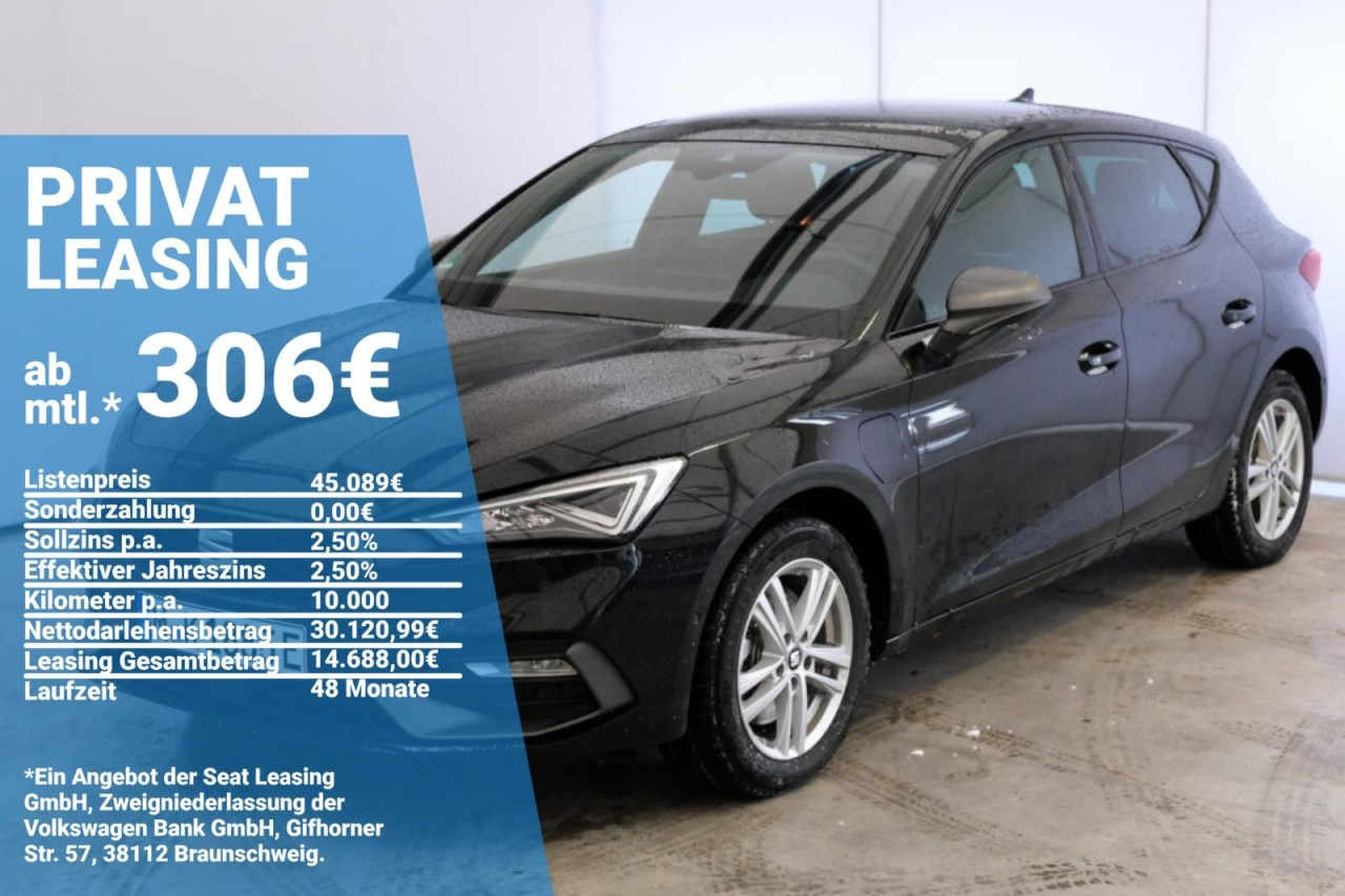 Seat Leon FR 1.4 e-Hybrid 204PS