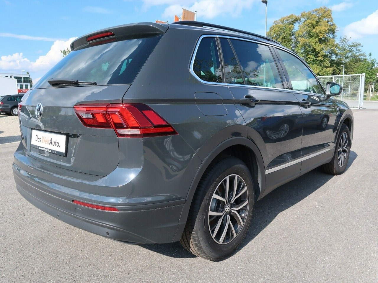VW TIGUAN 1,5 TSI