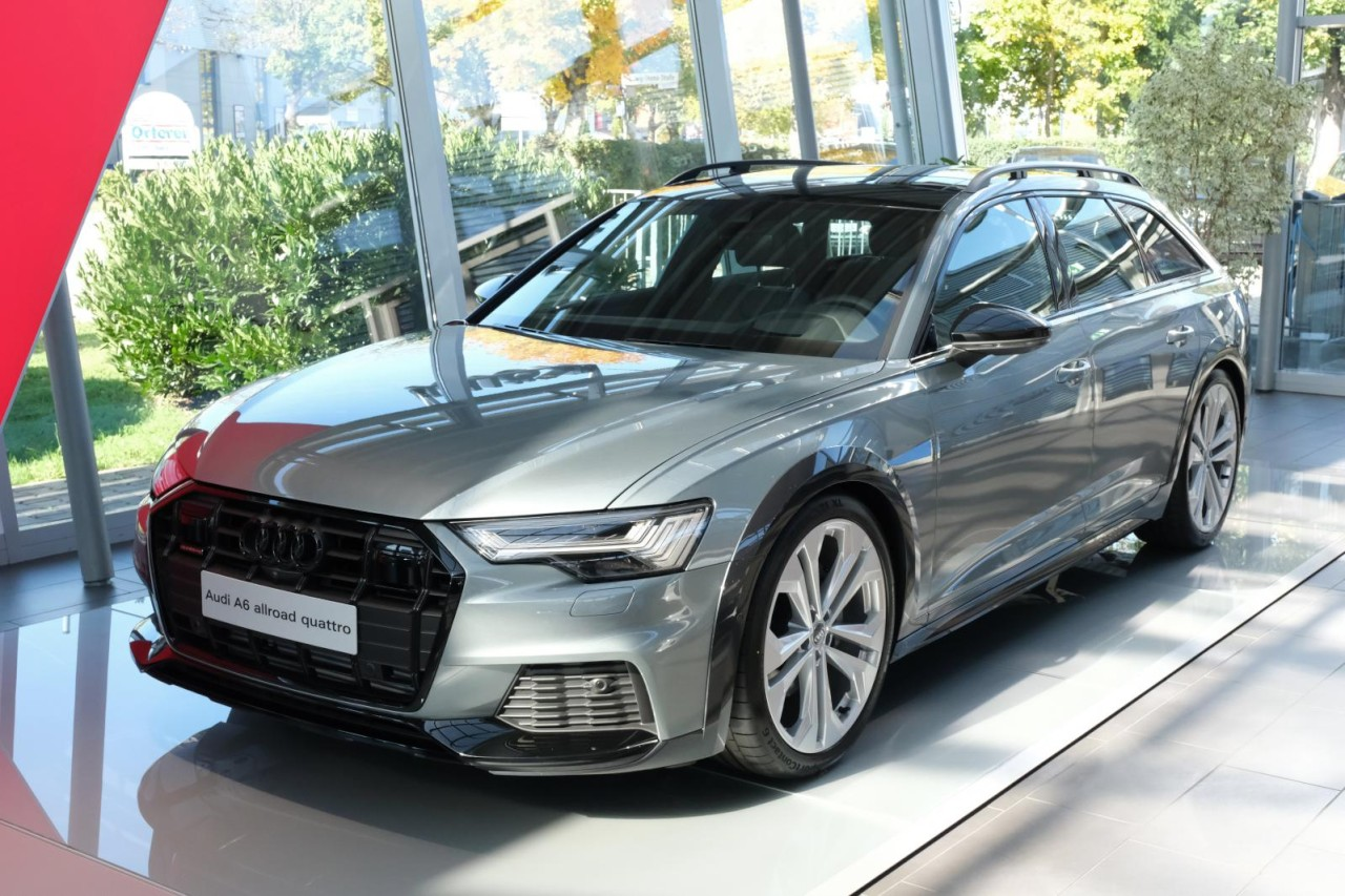 Audi A6 allroad quattro 50 TDI 286 PS tiptronic