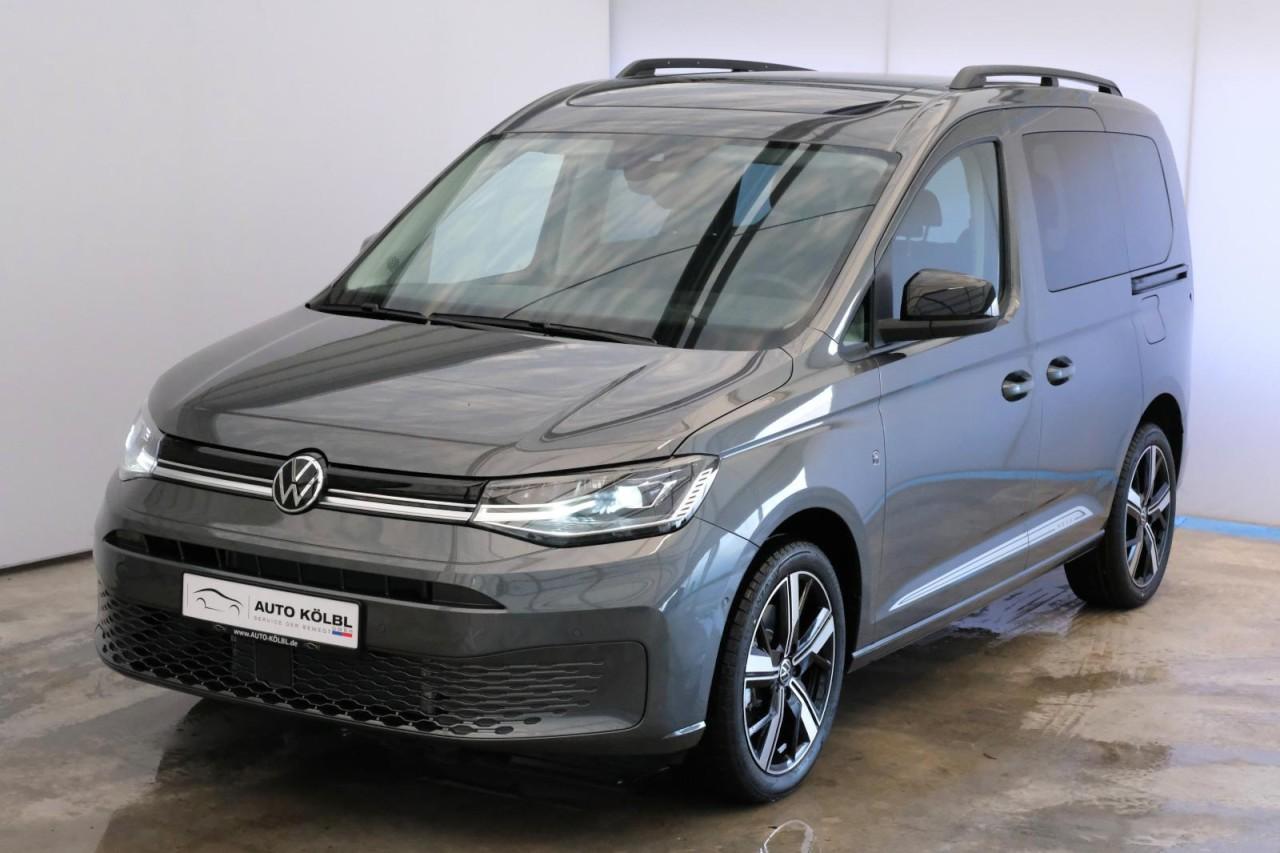 VW Caddy Life 5-Sitzer 2,0 l TDI SCR 122 PS DSG