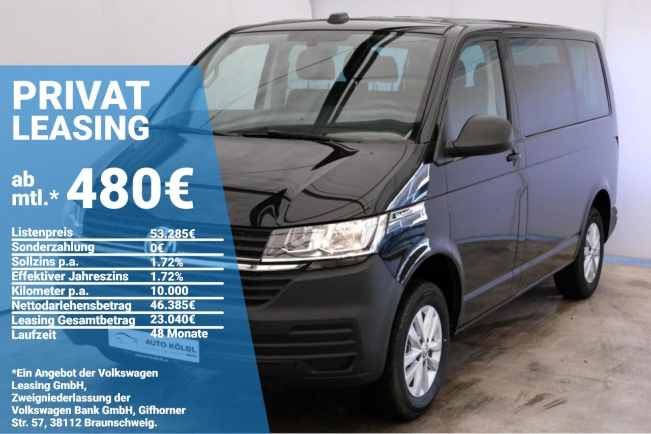 VW Transporter 6.1 Kombi EcoProfi 2,0TDI 110 kW DSG
