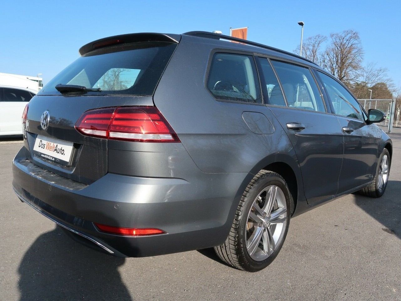 VW GOLF VARIANT 1,6 TDI