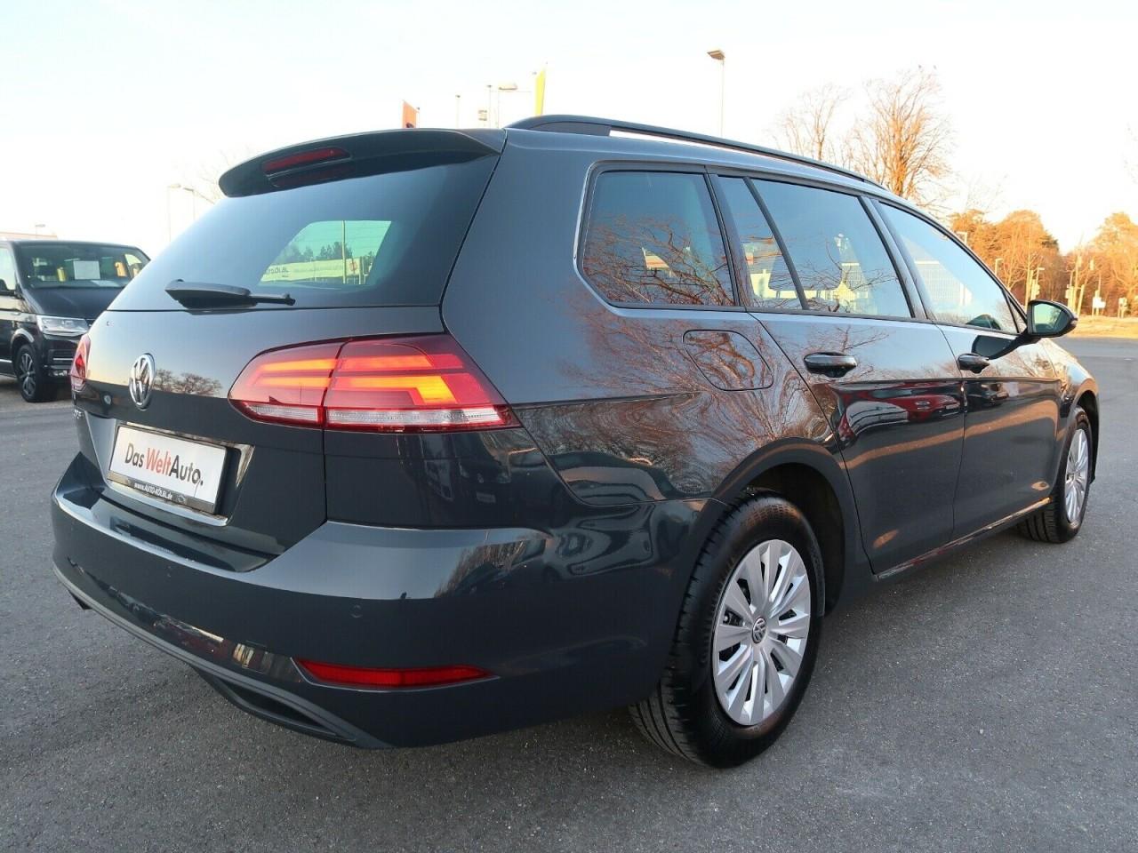 VW GOLF VII VARIANT 1,6 TDI