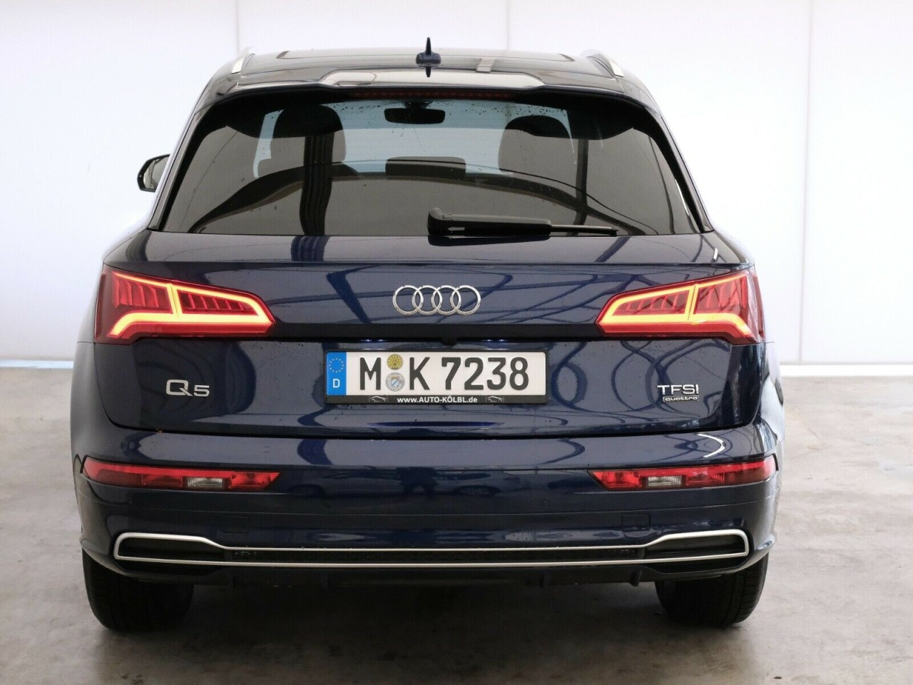Audi Q5 SPORT 2.0 TFSI QPANOKAM