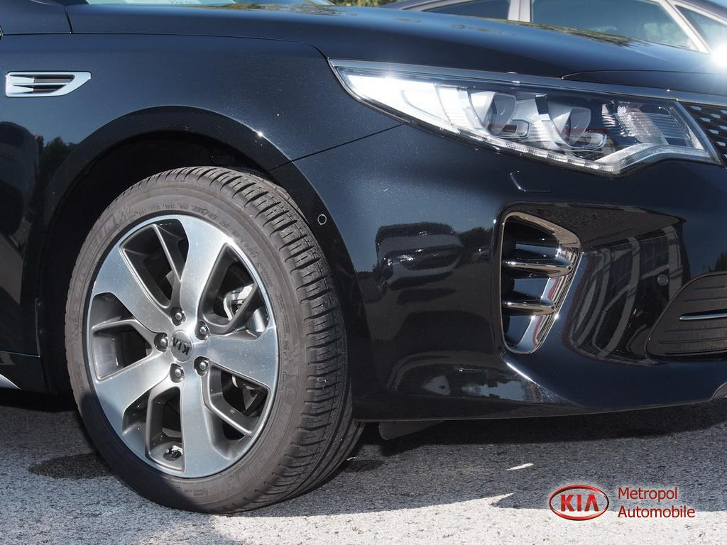Kia Optima 1.7D GT LINE TECHNIK Panorama 18` 360°