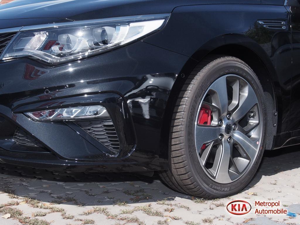 Kia Optima 1.6T DCT GT-Line TECHNIK Panorama Alu-18