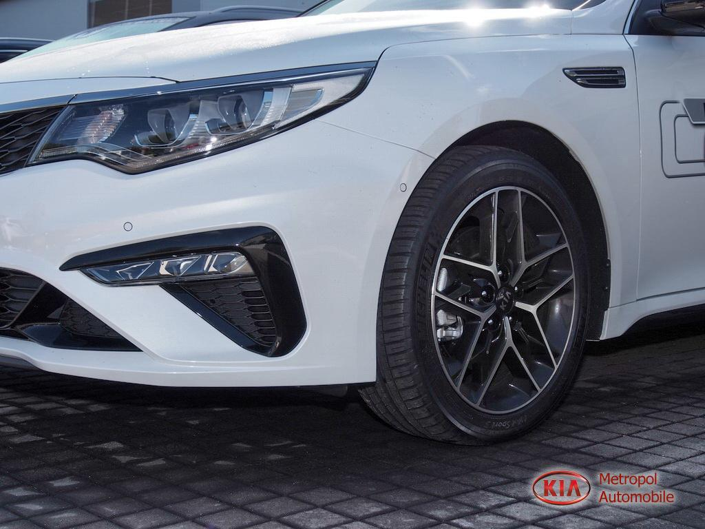 Kia Optima 1.6T GT-Line TECHNIK Panorama